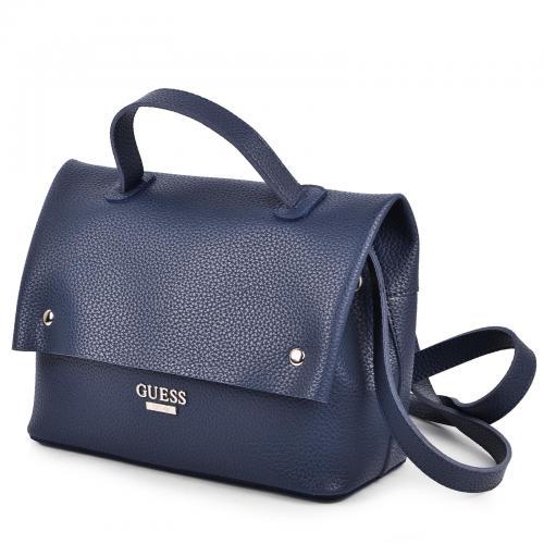 895 сумка синий