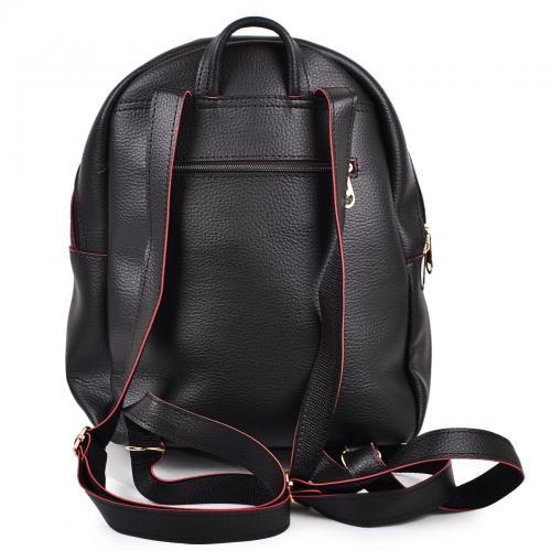 1922 рюкзак черно/красный
